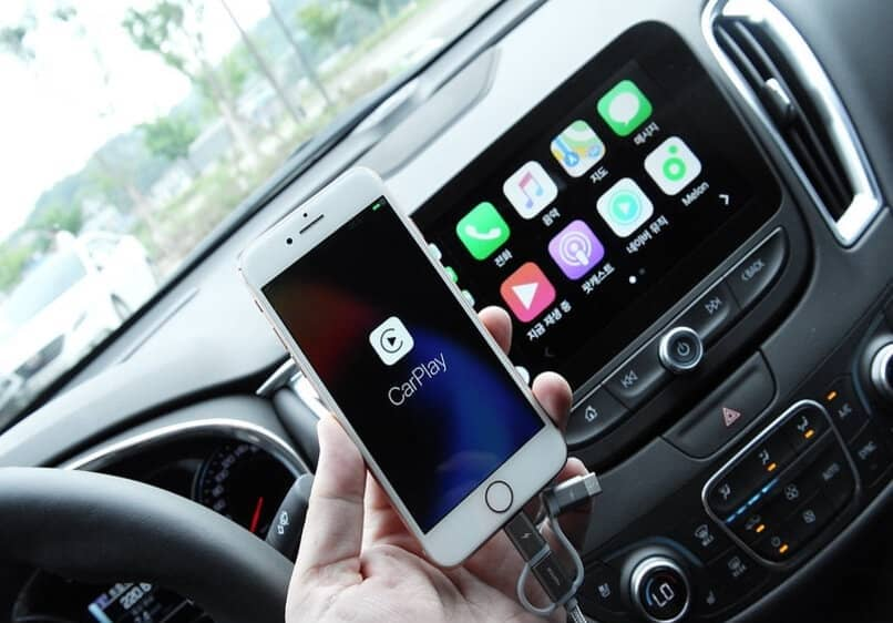 mobile and car connection for android auto