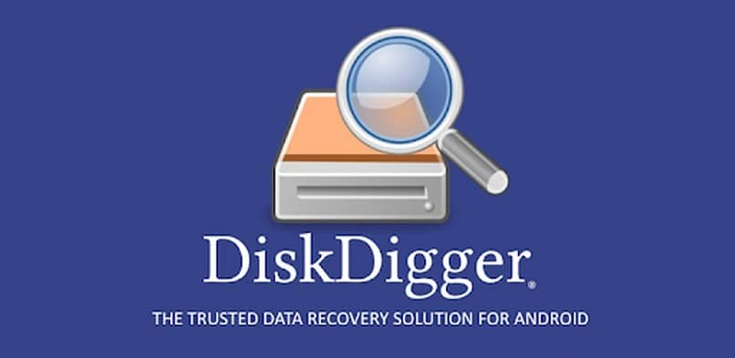 diskdigger app to recover data