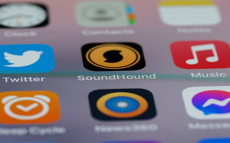 soundhound application on android phone